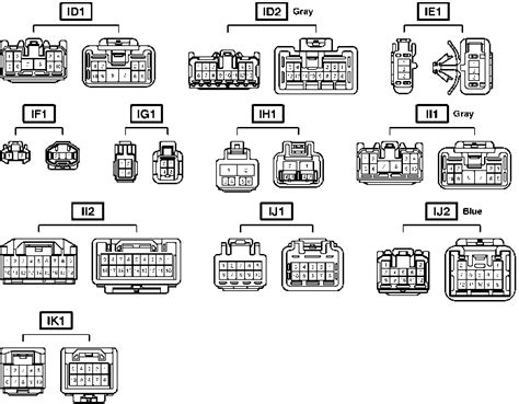2004 corolla fuel relay diagram toyota corolla 2004