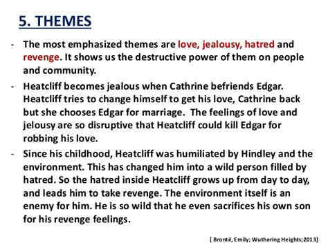 common themes in wuthering heights and pride and prejudice analysis of quot wuthering heights quot