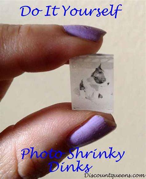 How To Make Shrinky Dink Paper - 25 shrinky dink crafts