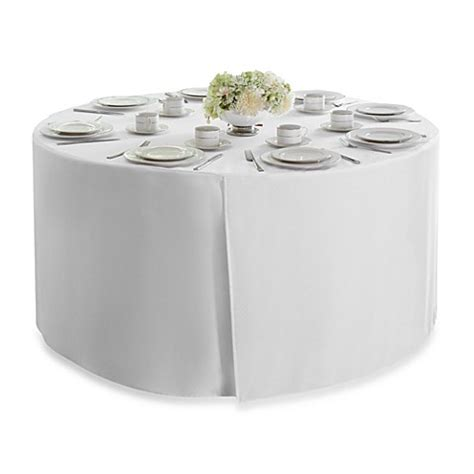bed bath and beyond tablecloths round 60 inch folding table tablecloth bed bath beyond