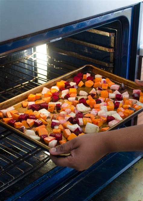 the best temperature for roasting vegetables kitchn