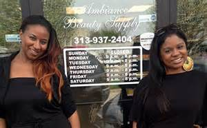 black hair styles in detroit michigan black entrepreneurs hope to end the dominance of asian