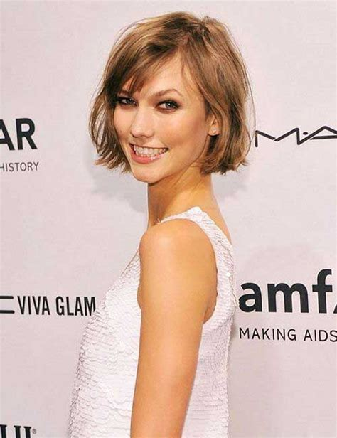 crops for thin frizzy hair 20 short hair with bangs short hairstyles haircuts 2017