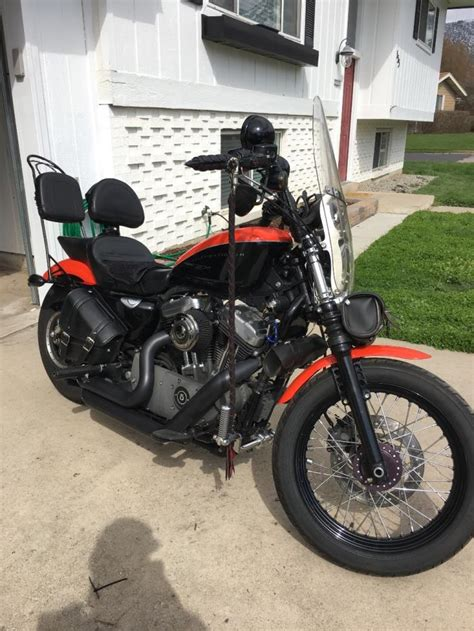 Harley Davidson In Utah by Harley Davidson Nightster Motorcycles For Sale In Utah