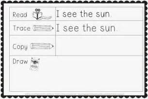 Sentences further kindergarten writing sentences starters on