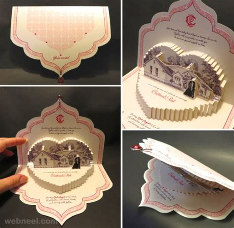 creative wedding invitation cards 25 creative and wedding invitation card design ideas