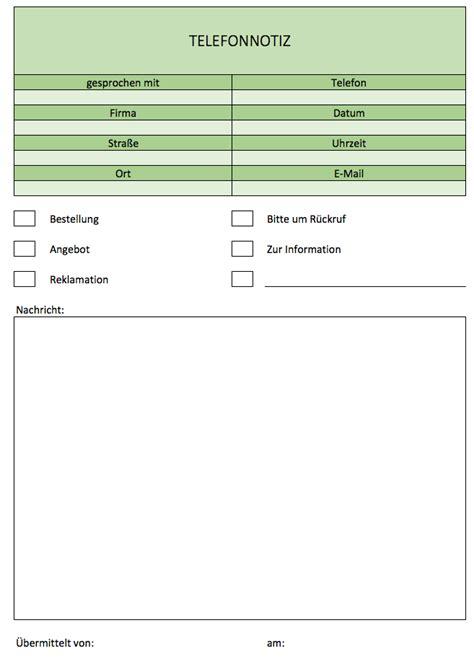 Vorlage Word Telefonnotiz Telefonnotiz Kostenlos Excel Vorlagen F 252 R Jeden Zweck