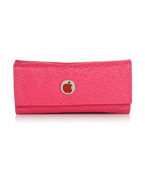 the pink clutch a small space with a big statement buy acute apple small pink clutch at best prices in india