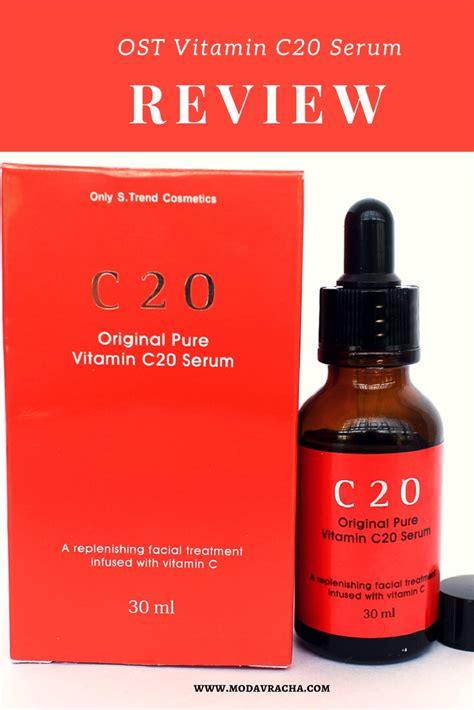 Original Serum ost original vitamin c20 serum review vitamin c serum for