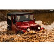 BS4 Compliant Mahindra Thar M2DiCR Launched Price Specs