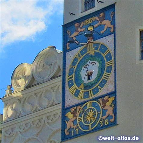 pomeranian in szczecin photo szczecin castle clock tower welt atlas de