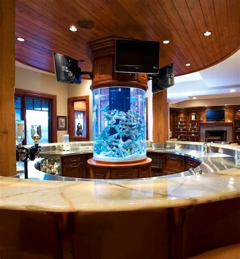 fish tank bar top top 25 best amazing fish tanks ideas on pinterest big