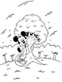 Kertas Mewarna Mickey Mouse