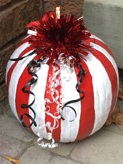 pumpkins decorated for christmas 8 best pumpkins images on decor ideas and