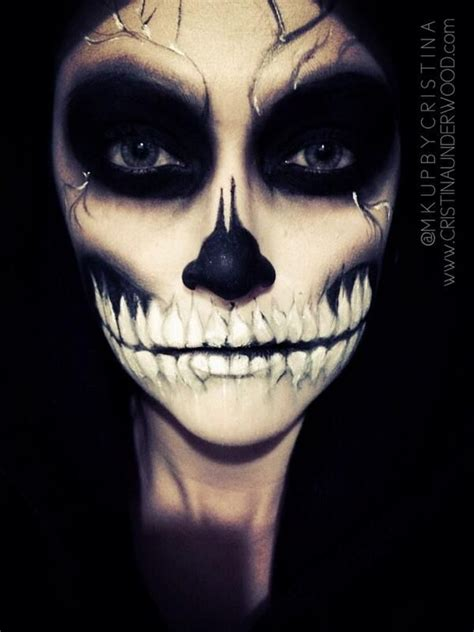 83 Best Images About Scary by Best 25 Skull Makeup Ideas That You Will Like