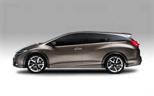 honda civic tourer concept 2013 widescreen car