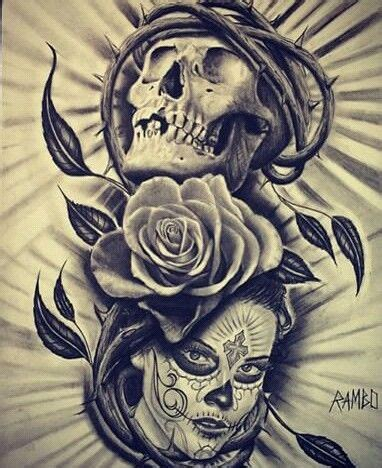 lowrider tattoo bali 7894 best day of the dead images on pinterest sugar