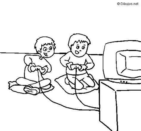 dibujos de ni os jugando para colorear az dibujos para colorear dibujo de ni 241 os jugando para colorear dibujos net