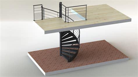 Escalier En Colimacon by Escalier H 233 Lico 239 Dal