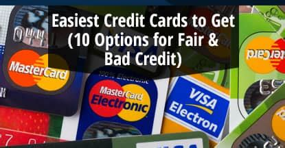 Easiest Business Credit Card To Get With Bad Credit