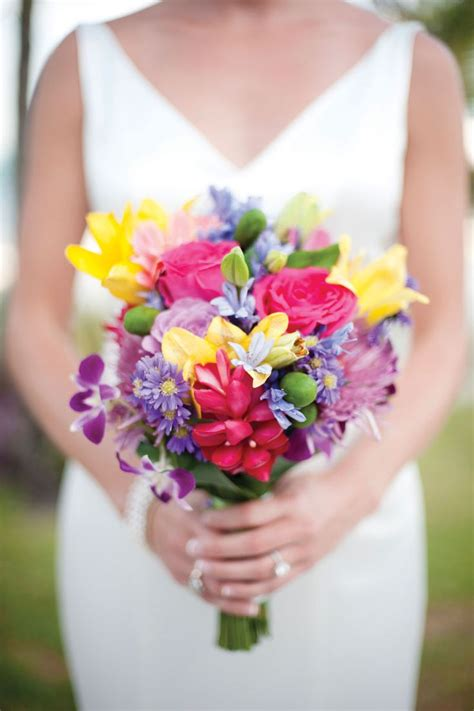 colorful spring flowers bouquet 62 best images about pretty thrifty weddings on pinterest
