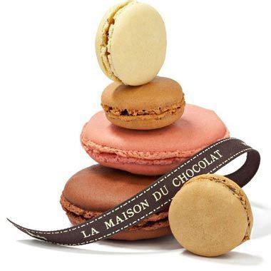 La Maison Du Chocolat London Macarons