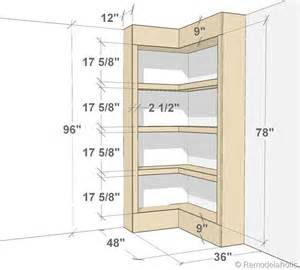 Corner Built In Bookshelves Built In Corner Bookshelves Diy