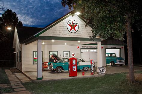 garage shop designs garage ideas old gas stations hot rod shops