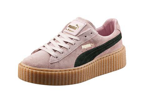 Pma Rihana Pink rihanna x creeper sneakers drop friday in new colors photos footwear news
