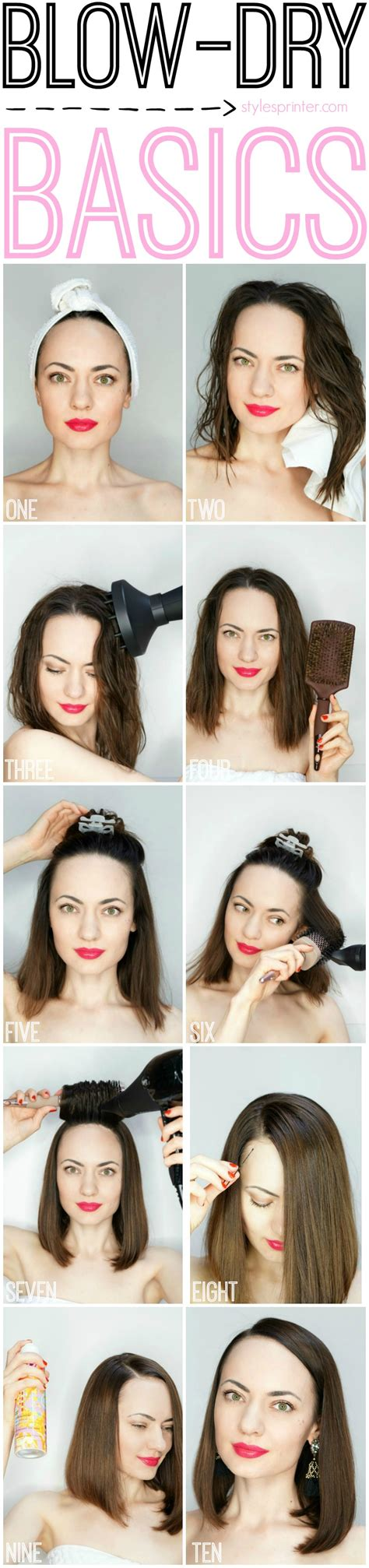 how to blow dry your hair like a pro total beauty how to blow dry your hair like a pro