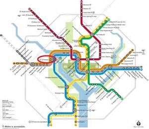 of at arlington cus map how to get to arlington memorials using