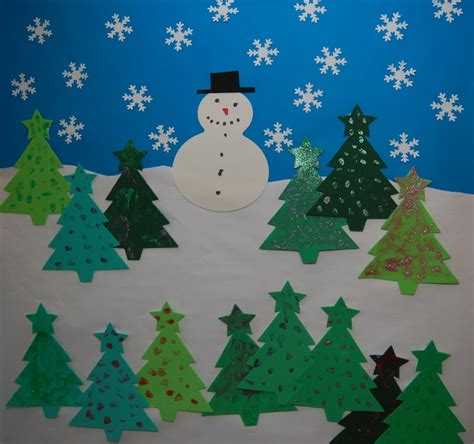days out diary winter craft picture