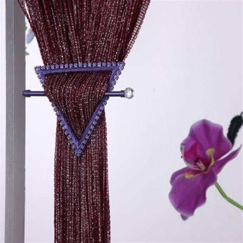 Vorhang Als Raumteiler 1286 by Fadenvorhang Mit Lurex Veredelt Glitzer Raumteiler