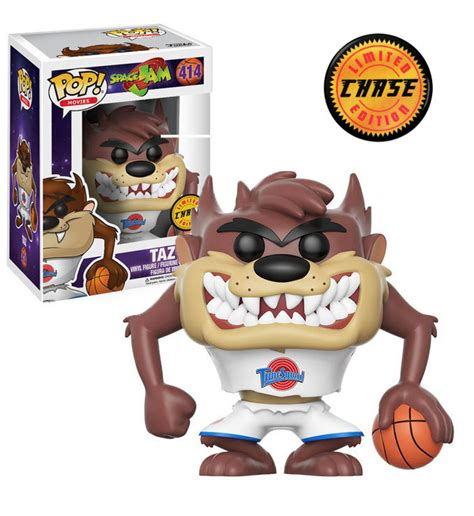 Funko Pop Space Jam Tazmanian Taz Openmouth funko pop exclusive taz space jam 414 new mint your solution for high quality