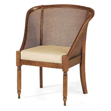 lille rattan back bedroom chair chairs