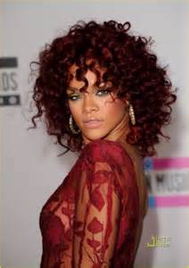 what color are rihanna rihanna hair color fashion