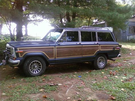 1988 jeep wagoneer bigdawgdray 1988 jeep grand wagoneer specs photos