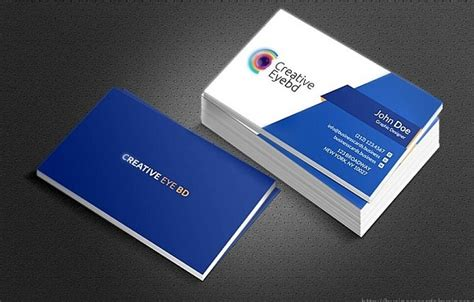 Best Websites For Making Business Cards Business Card Template Photoshop