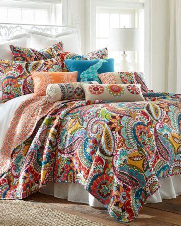 nicoletta ropa de cama paisley luxury quilt collection update your bedding