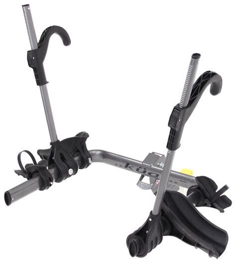 Kuat 4 Bike Hitch Rack by Kuat Transfer 2 Bike Platform Rack 1 1 4 Quot And 2 Quot Hitches