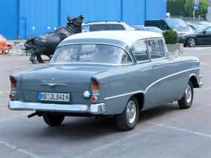 Opel Olympia Rekord Opel Olympia Rekord P1 P2 1953 1960 E6 Guiden