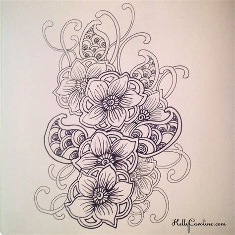 henna tattoo vine designs vines archives caroline caroline