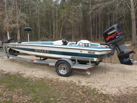 bass boats for sale in baton rouge louisiana 1994 bullet bass boat for sale in baton rouge louisiana