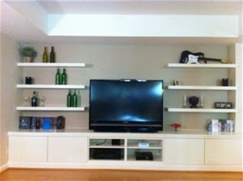 ikea entertainment center hack ikea hacked media center living room pinterest