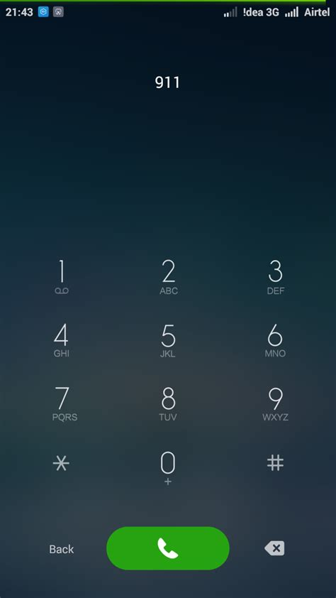 android call screen how to remove the emergency call button from android lock screen computerlearningz