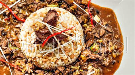 cucina asiatica ricette cucina asiatica fegatini di pollo con riso e cereali