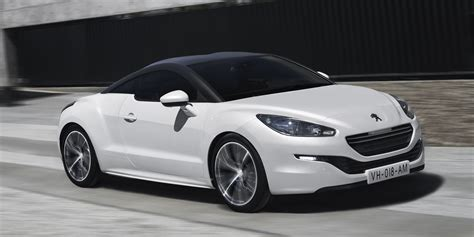 peugeot sedan 2016 price 2016 peugeot rcz australian price slashed to 49 990 drive