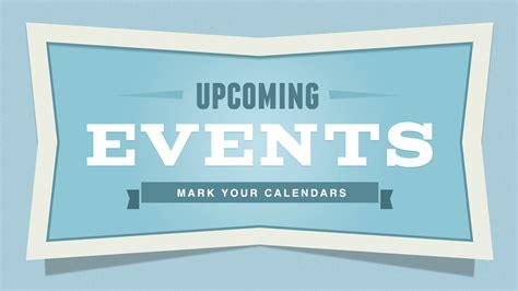 Or Upcoming Upcoming Events Southlake Baptist Church