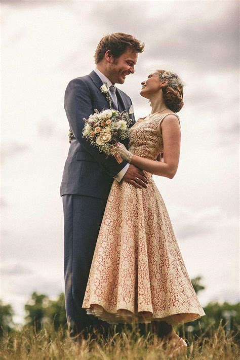 Vintage Wedding Hair East by A 1950s Dress For A Second Books And 1940s Vintage
