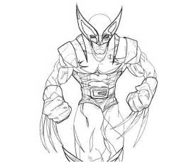 wolverine coloring pages printable wolverine coloring pages coloring me